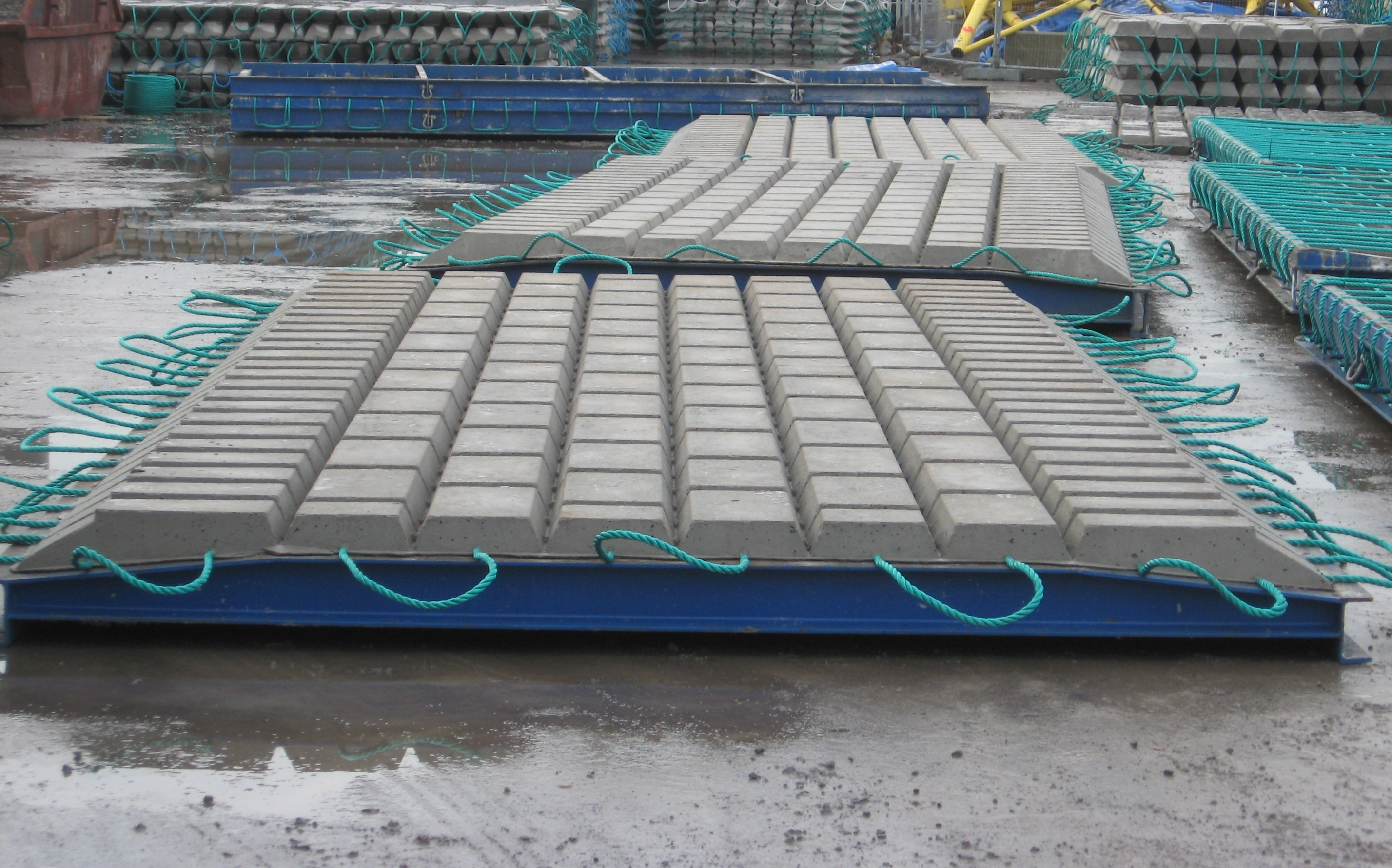 Concrete Mattresses