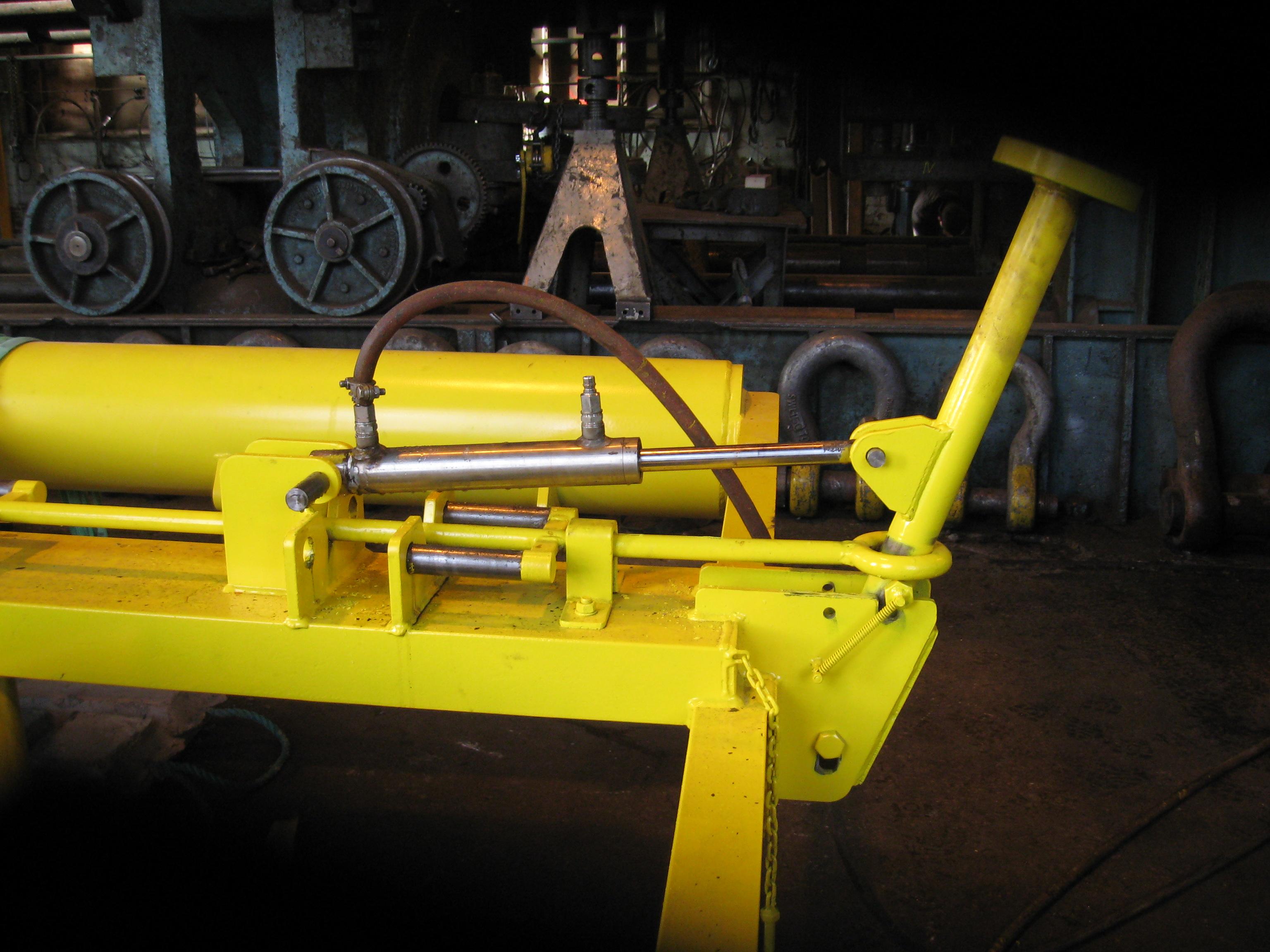 Hydraulic Release